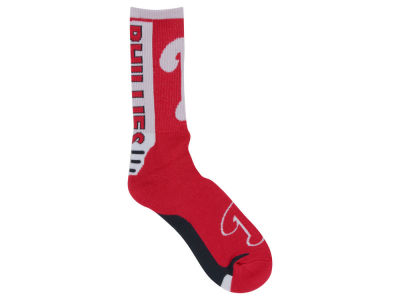 Philadelphia Phillies For Bare Feet Jump Key II Socks