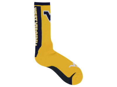 West Virginia Mountaineers Jump Key II Socks