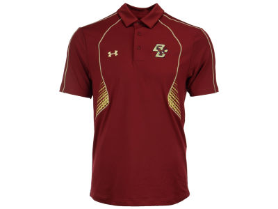 Boston College Eagles Under Armour NCAA Men's SMU Polo Shirt
