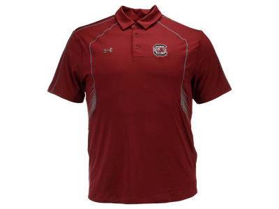 South Carolina Gamecocks Under Armour NCAA Men's SMU Polo Shirt