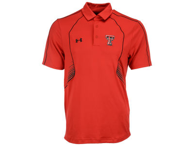 Texas Tech Red Raiders Under Armour NCAA Men's SMU Polo Shirt
