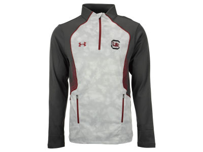 South Carolina Gamecocks Under Armour NCAA Men's Limitless Fleece 1/4 Zip Pullover