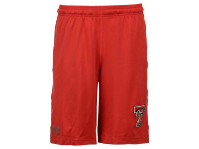 Texas Tech Red Raiders Under Armour NCAA Men's Raid Solid Shorts