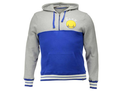 Golden State Warriors '47 NBA Men's Crossfire 1/4 Zip Hoodie