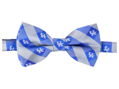 Kentucky Wildcats Bow Tie Checkered Repeat