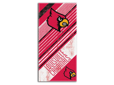 Louisville Cardinals Beach Towel