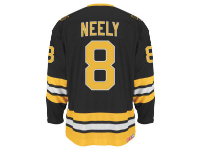 Boston Bruins Cam Neely Reebok NHL Men's Retired Premier Player Jersey