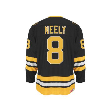 Boston Bruins Cam Neely Reebok NHL Men's Retired Premier Player Jersey