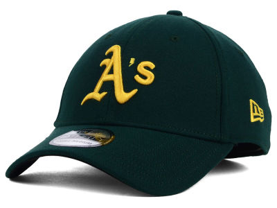 Oakland Athletics New Era MLB Core Classic 39THIRTY Cap