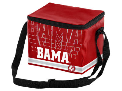 Alabama Crimson Tide 6-pack Lunch Cooler Big Logo