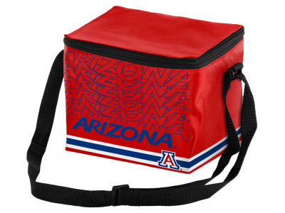 Arizona Wildcats 6-pack Lunch Cooler Big Logo