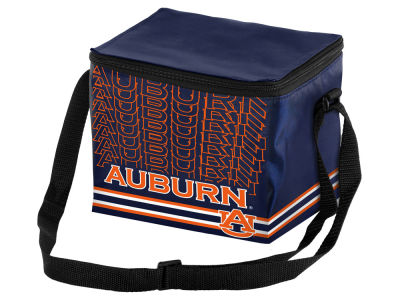 Auburn Tigers 6-pack Lunch Cooler Big Logo