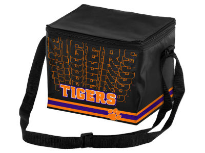 Clemson Tigers 6-pack Lunch Cooler Big Logo