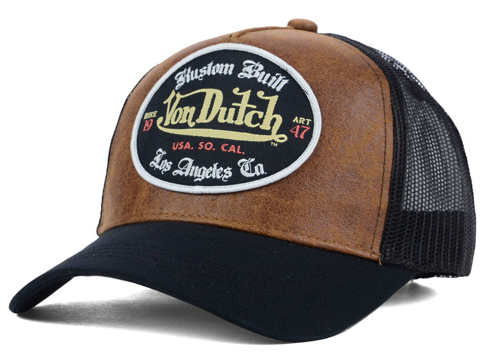 Von Dutch Custom Built Trucker Hat  5982d715452c