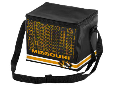 Missouri Tigers 6-pack Lunch Cooler Big Logo