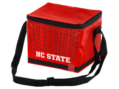 North Carolina State Wolfpack 6-pack Lunch Cooler Big Logo