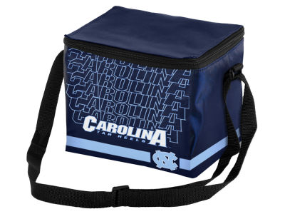 North Carolina Tar Heels 6-pack Lunch Cooler Big Logo