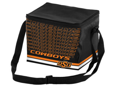 Oklahoma State Cowboys 6-pack Lunch Cooler Big Logo