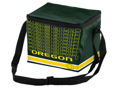 Oregon Ducks 6-pack Lunch Cooler Big Logo