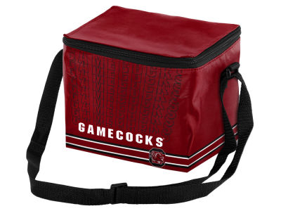 South Carolina Gamecocks 6-pack Lunch Cooler Big Logo