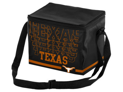 Texas Longhorns 6-pack Lunch Cooler Big Logo