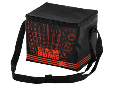 Cleveland Browns 6-pack Lunch Cooler Big Logo