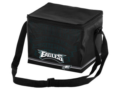 Philadelphia Eagles 6-pack Lunch Cooler Big Logo
