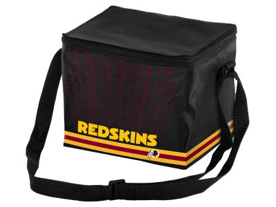 Washington Redskins 6-pack Lunch Cooler Big Logo