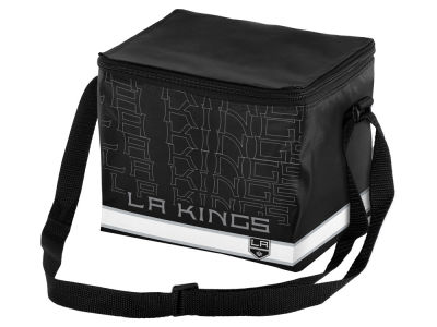 Los Angeles Kings 6-pack Lunch Cooler Big Logo