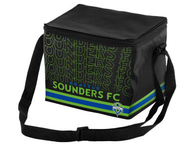 Seattle Sounders FC 6-pack Lunch Cooler Big Logo