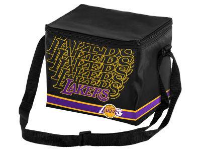 Los Angeles Lakers 6-pack Lunch Cooler Big Logo