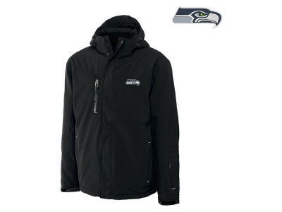 Seattle Seahawks NFL Men's CB Weathertec Sanders Jacket