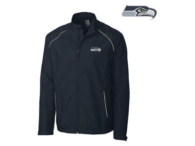 Seattle Seahawks NFL Men's CB WeatherTec Beacon Full Zip Jacket