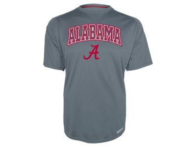 Alabama Crimson Tide NCAA Men's Training 2 Poly T-Shirt