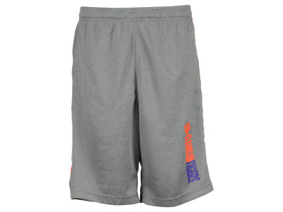 Clemson Tigers NCAA Men's All For One Poly Short