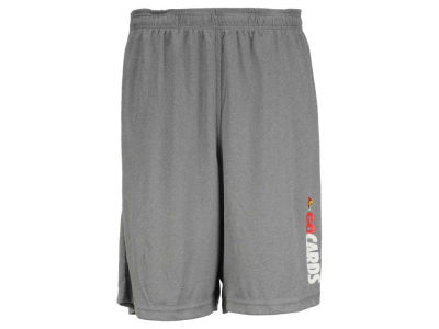 Louisville Cardinals NCAA Men's All For One Poly Short