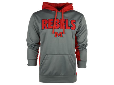 Ole Miss Rebels NCAA Men's Game Breaker 1 Poly Hoodie