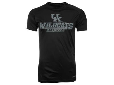 Kentucky Wildcats NCAA Men's Black Ice Training T-Shirt