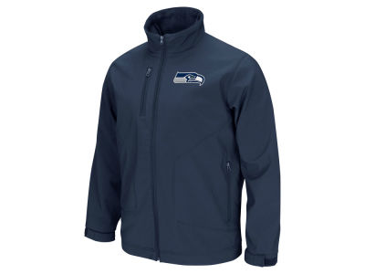 Seattle Seahawks GIII NFL Men's Softshell Jacket