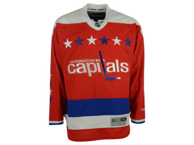 Washington Capitals Reebok NHL Men's Premier Jersey