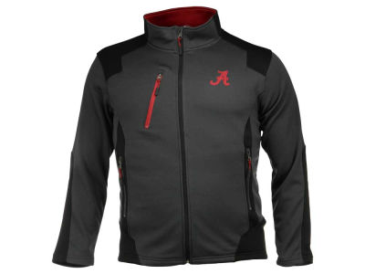 Alabama Crimson Tide NCAA Men's Double Coverage Poly Jacket