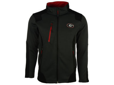Georgia Bulldogs NCAA Men's Double Coverage Poly Jacket
