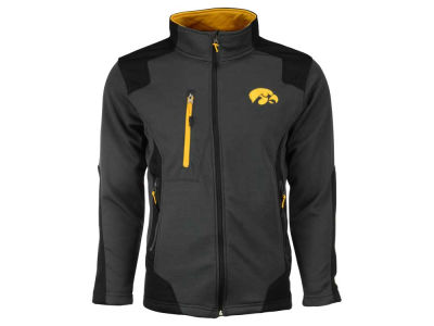 Iowa Hawkeyes NCAA Men's Double Coverage Poly Jacket