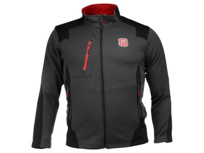 North Carolina State Wolfpack NCAA Men's Double Coverage Poly Jacket