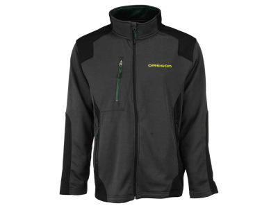Oregon Ducks NCAA Men's Double Coverage Poly Jacket