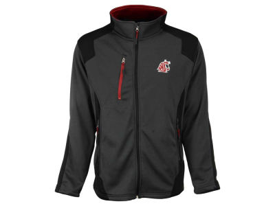 Washington State Cougars NCAA Men's Double Coverage Poly Jacket