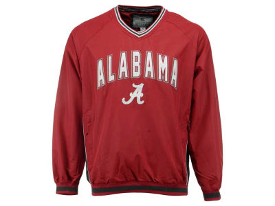 Alabama Crimson Tide Colosseum NCAA Men's Fair Catch Pullover Jacket