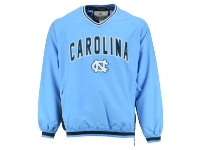 North Carolina Tar Heels Colosseum NCAA Men's Fair Catch Pullover Jacket