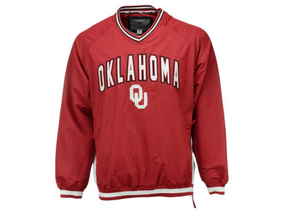Oklahoma Sooners Colosseum NCAA Men's Fair Catch Pullover Jacket