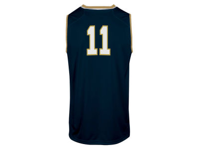 Notre Dame Fighting Irish #11 NCAA Youth Replica Basketball Jersey